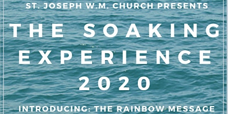 The Soaking Experience 2020 tickets