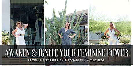 PROFILE PRESENTS: Awaken & Ignite Your Feminine Power (Brisbane) tickets