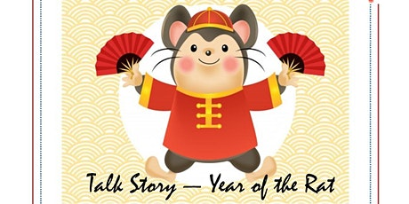 Chinese New Year Children Story Tales and Customs tickets