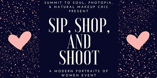 Sip, Shop, and Shoot: Modern Portraits of Women