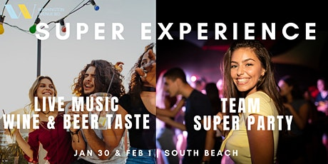 South Beach Super Experience Package! tickets