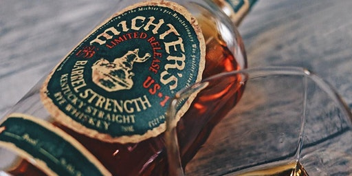 Michter's Tasting with Master Distiller, Dan McKee and author Steve Coomes