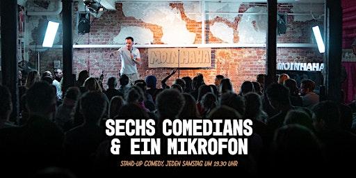Live Comedy Hamburg - Stand Up Samstag
