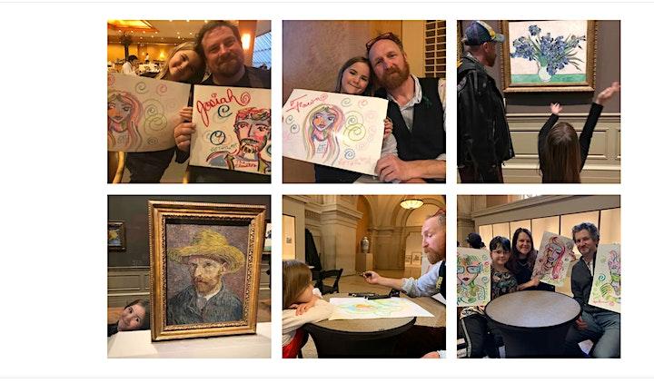 Van Gogh Vegan image