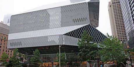 TR02 Seattle Central Library tickets