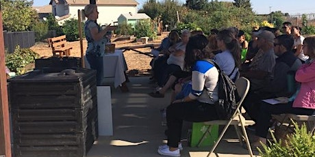 Elk Grove Composting Workshop tickets