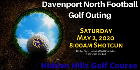 Davenport North Football Golf Outing tickets