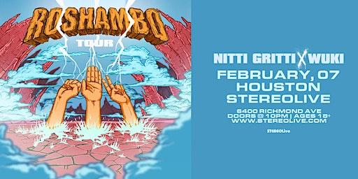 Nitti Gritti - Stereo Live Houston