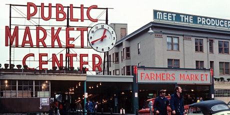 TR01 Pike Place Market tickets