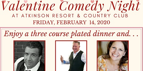 Valentine Comedy Night tickets