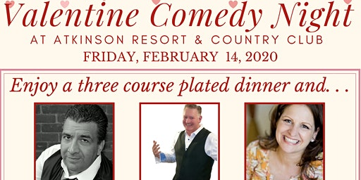 Valentine Comedy Night