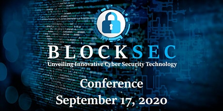 BlockSec Conf | Blockchain A.I. Web 3.0 Cybersecurity Conference tickets