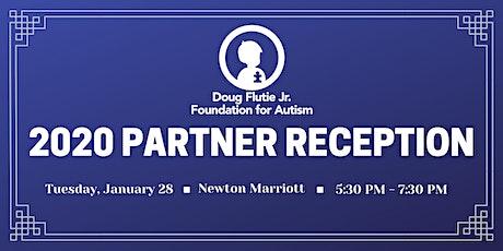 Flutie Foundation Partner Reception 2020 tickets