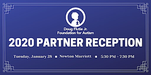 Flutie Foundation Partner Reception 2020
