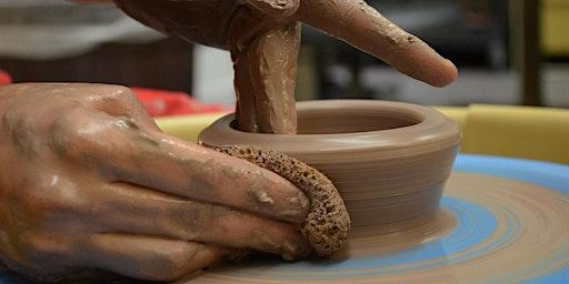 Ceramics Couples Workshop