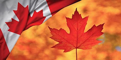 PALESTRA | CURITIBA - Imigração Canadense - ESTUDE, TRABALHE E EMIGRE!