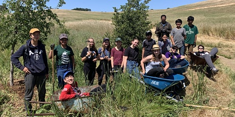 """Youth Volunteer Outdoors in Palo Alto: """"Watershed Stewards"""" at Arastradero tickets"""