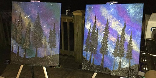 Paint & Sip at The Lost Paddle - Cosmos