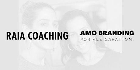 Workshop Ana Raia e Ale Garattoni – 2ª edição! ingressos