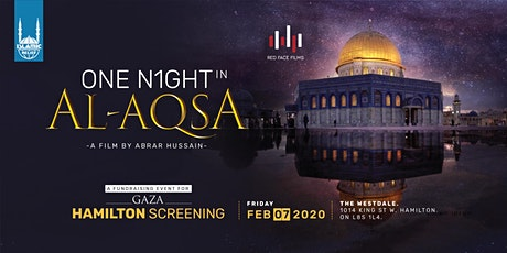 One Night in Al-Aqsa Film Screening · Hamilton tickets