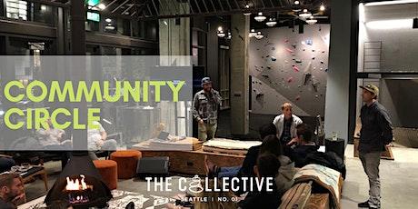 Community Circle Meetup tickets