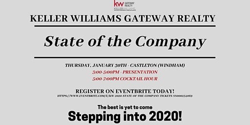 KW 2020 State of the Company