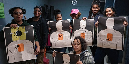 Ladies Range Day with the Black Bottom Gun Club