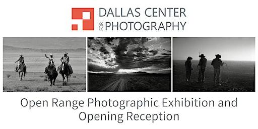 Dallas Center for Photography - Exhibition of John Langmore's Open Range