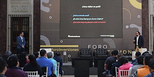Plática Presencial de Inversiones en Monterrey