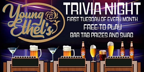Trivia Night @ Young Ethel's tickets