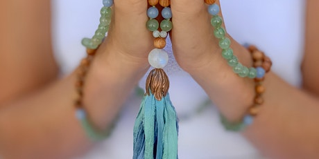Make a Mala and Create Mantra Workshop tickets