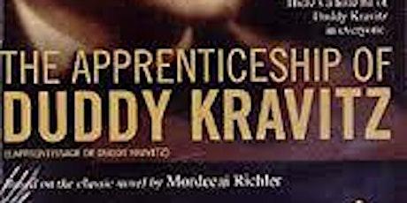 The Apprenticeship of Duddy Kravitz Film and Tasty Kosher Nosh tickets