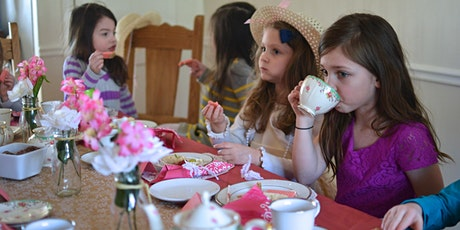 All Dolled Up Luncheon & Tea Party tickets