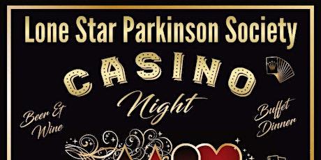 Lone Star Parkinson Casino Night tickets