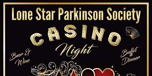 Lone Star Parkinson Casino Night