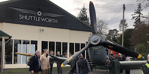 AoHE Cars & Coffee meet at  the world famous Shuttleworth Collection