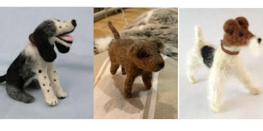 Needlefelt Dogs - Chemist & Co Hoylake