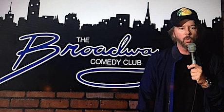 Broadway Comedy Club - NYC's Best Comedy Club tickets