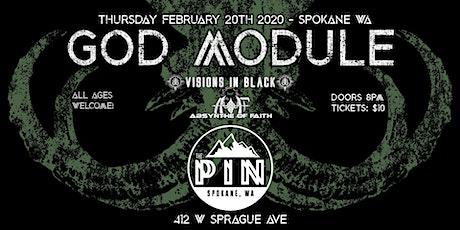 God Module: Winter 2020 West Coast Tour tickets