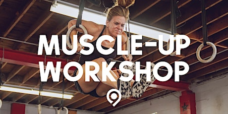 Ring Muscle-Up Workshop tickets