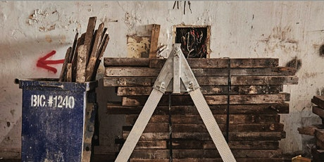 The Art of Reclaimed Wood tickets