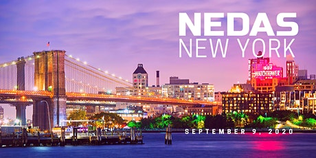 NEDAS 2020 NYC Summit tickets