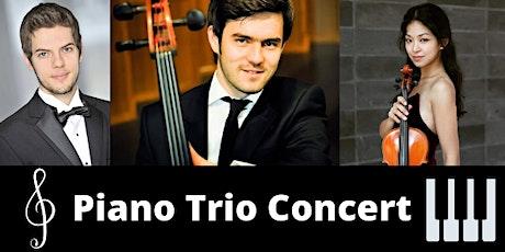 Piano Trio Chamber Music tickets