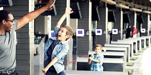 Kids Spring Academy 2020 at Topgolf Spring