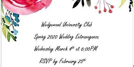 Wedgewood Weddings University Club Wedding Extravaganza