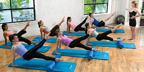 Pilates Mat 1 Training tickets