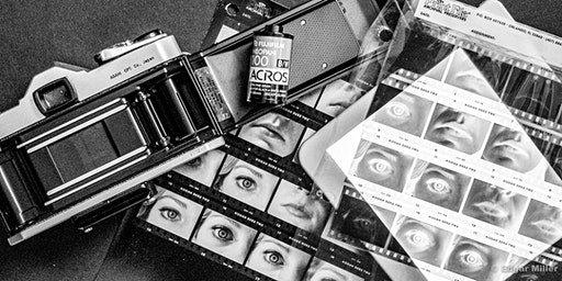 Black and White Film Photography Workshop:Shooting, Developing,Printing