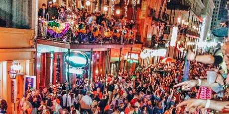 Felix's Mardi Gras on Bourbon Street tickets