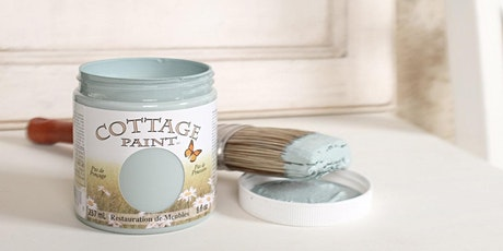 BYOtable Chalk Paint Class tickets