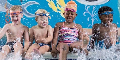 MLK Day - Open Family Swim at Goldfish Okemos!